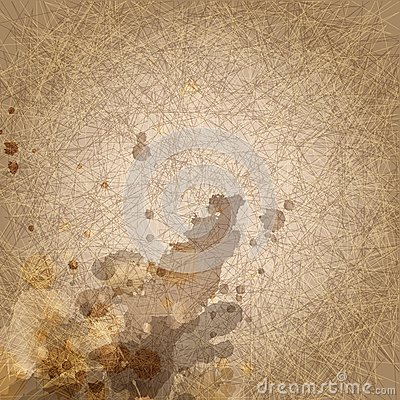 Free Abstract Grunge Brown Background With Scratch And Stock Photos - 40879333