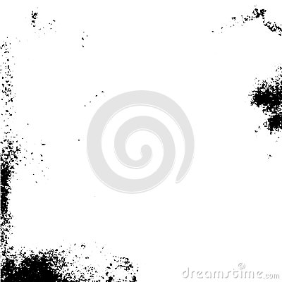 Abstract grunge painted texture. Stock Photo