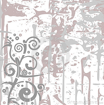 Abstract grunge pattern