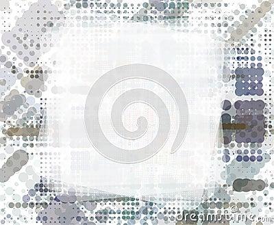 Abstract grunge retro concept idea