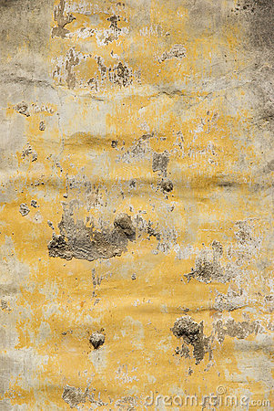 Abstract grunge stucco wall