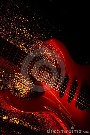 music time guitar abstract - photo #18