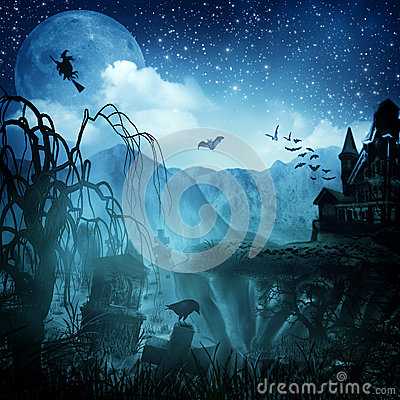 Abstract Halloween backgrounds