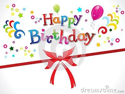 Doc425425 Happy Birthday Word Template Cartoon style happy – Word Birthday Template