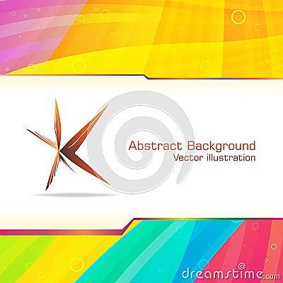 Abstract hi-tech banner template