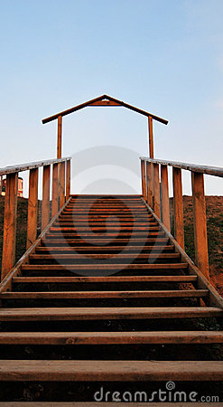 Free Abstract Home And Stairs Royalty Free Stock Photos - 4953128