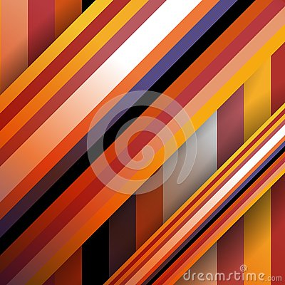 Abstract illustration, colorful background
