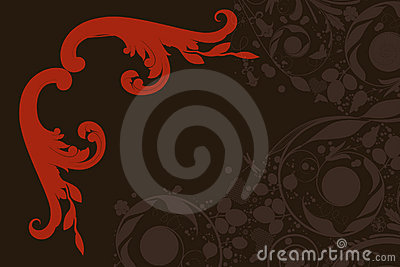 Abstract illustrations design