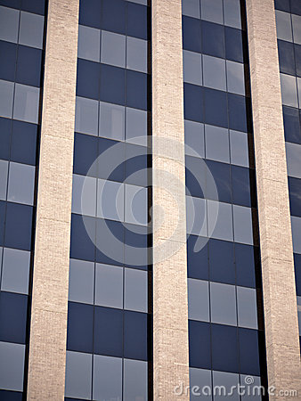 Abstract image of a office building in Tyler Texas