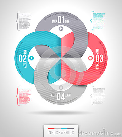 Free Abstract Infographics Template Design Stock Photos - 30647623