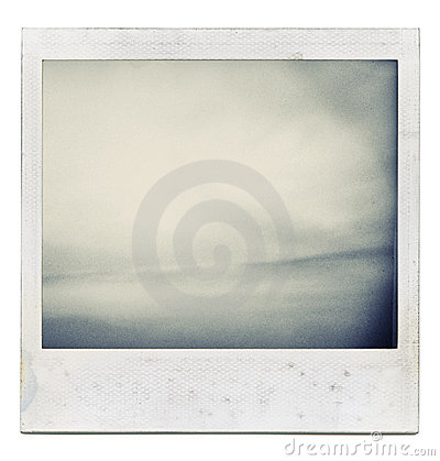 Free Abstract Instant Film Picture Royalty Free Stock Image - 19162496