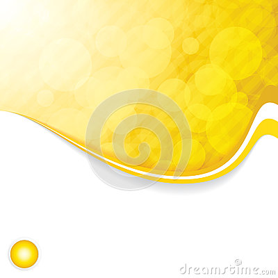 Abstract light summer background