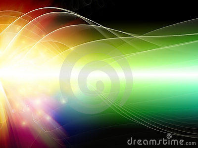 Abstract Lights Royalty Free Stock Images - Image: 21222029