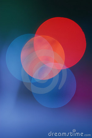 Abstract Lights Blur