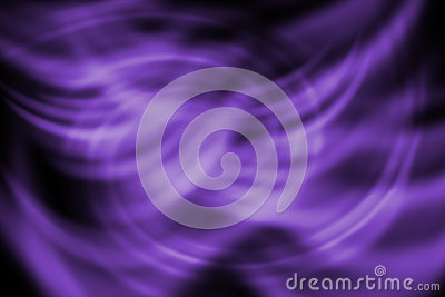 Abstract line with twirl purple background