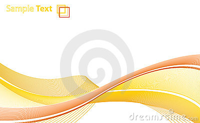 Abstract lines paper template
