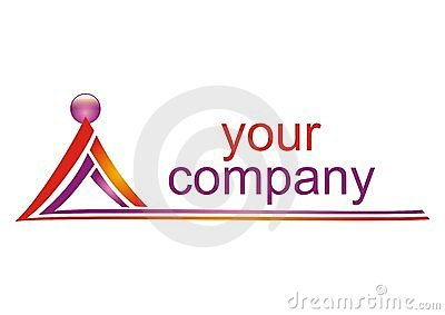 Abstract Logo For Your Company Stock Image - Image: 14316091