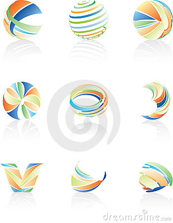Free Abstract Logs Royalty Free Stock Image - 7455626