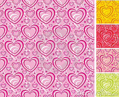 ABSTRACT, LOVE, HEART, BACKGROUNDS, PATTERN (click image to zoom)