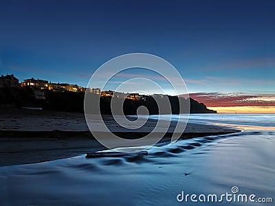 Abstract Luxury on the Coast