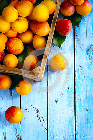 Free Abstract Market Background Fruits On A Wooden Background Royalty Free Stock Photo - 32487125