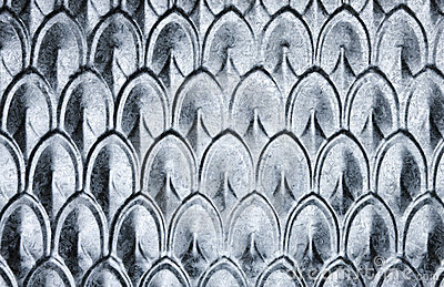 Abstract Metal Textured Background