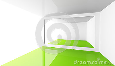 Abstract minimal architecture background