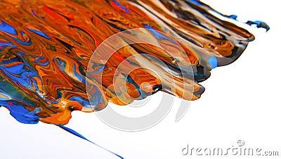 Abstract mixture