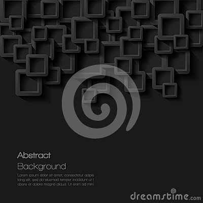 Abstract modern style geometric background