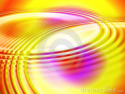 Abstract multicoloured glamour ripples background.