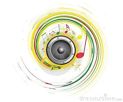 Abstract  music creative  design