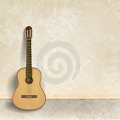 music time guitar abstract - photo #16