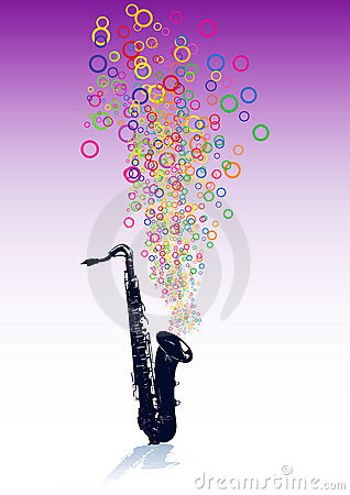 Abstract Musical Background -EPS Vector-