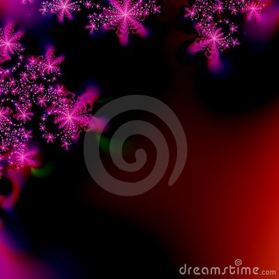 Abstract night glow stars Background template