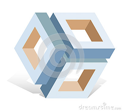 Abstract object cubeframe