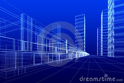 Abstract offices