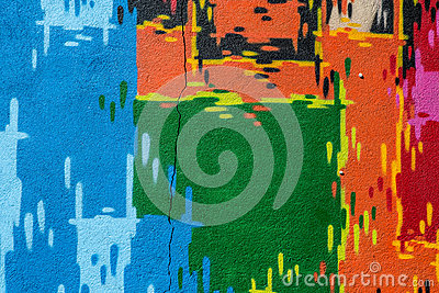 Abstract paint background Stock Photo