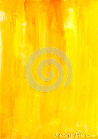 Free Abstract Painting With Bright Yellow Paint Strokes, Royalty Free Stock Images - 120874529