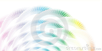 Abstract pastel background.