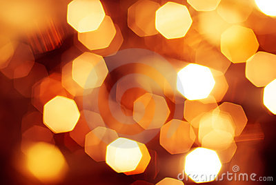 Abstract pattern. Bokeh