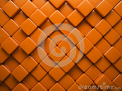 Abstract pattern of  rhombus