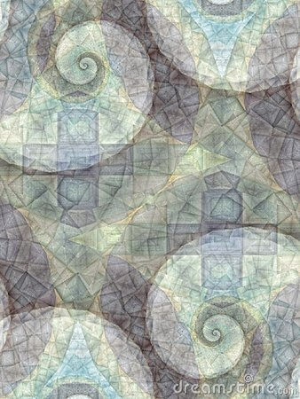 Free Abstract Patterns Gray Spirals Royalty Free Stock Photos - 2100538