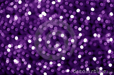 Abstract purple lights background