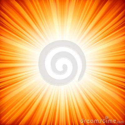 Free Abstract Radiant Star. Stock Photo - 25972400