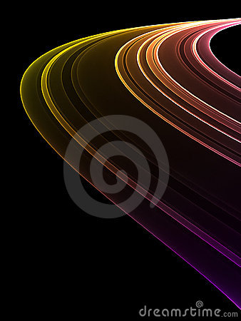 Free Abstract Rainbow. Royalty Free Stock Photography - 2924527