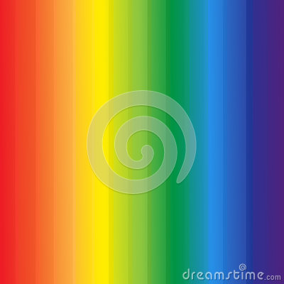 Free Abstract Rainbow Colors Stripes Background Stock Photo - 93696310