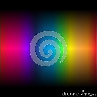Free Abstract Rainbow Colours 3 Stock Photo - 15405350