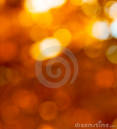 Free Abstract Red Bokeh, Perfect Autumn Background Stock Image - 19623631