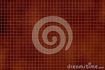 Dark red background - grunge design - checked pattern