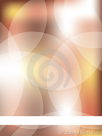 Abstract red orange backdrop